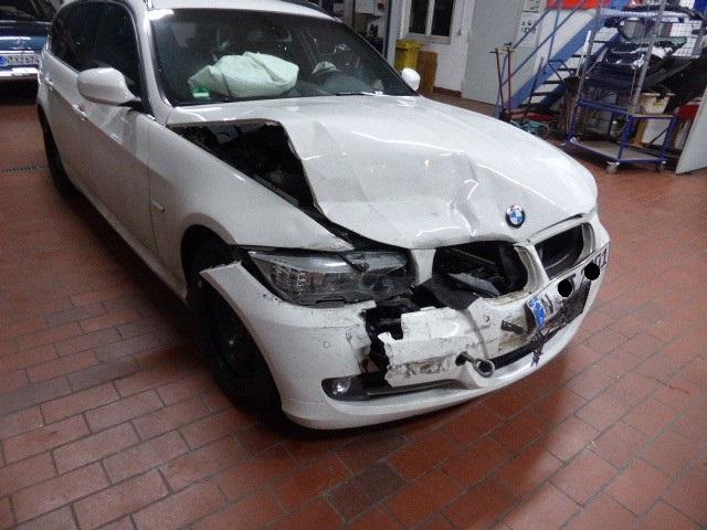 BMW 3er Front Unfall