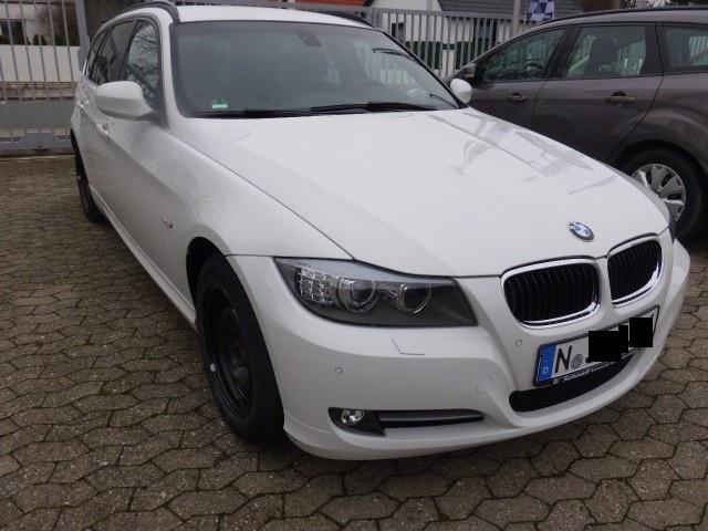 BMW 3er Front fertig