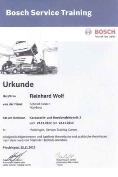 Bosch Wolf kompr