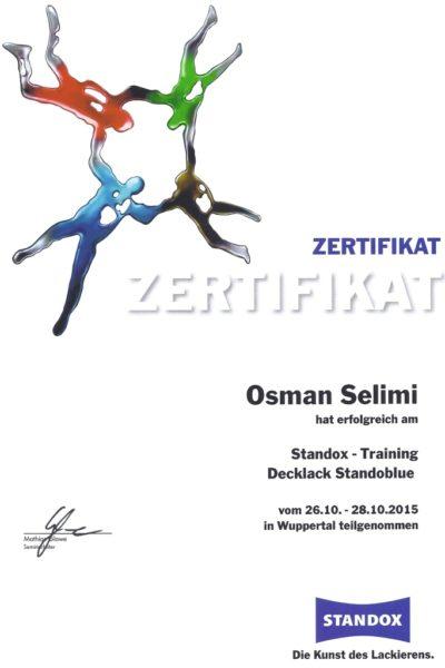 Osman Standoblue 2015