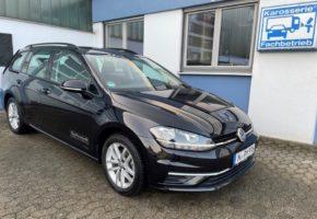 VW Golf Variant, schwarz